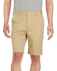 Wesc - Cotton Shorts - Lyst