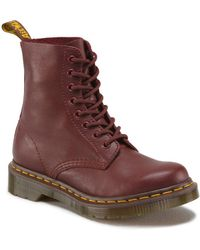 Fergie - Pascal Leather Boots - Lyst