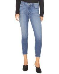 Sanctuary - Social Standard Ankle Skinny Jeans - Lyst
