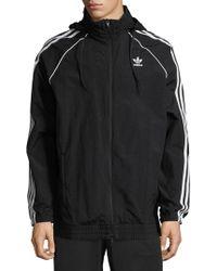 adidas - Adicolor Active Windbreaker Jacket - Lyst