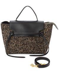Céline Vintage Small Belt Bag - Brown