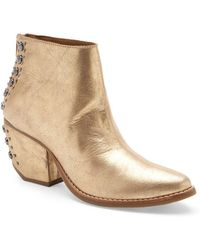 Matisse - Orwell Leather Booties - Lyst