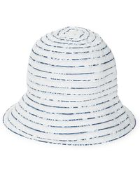 Parkhurst - Reversible Bali Bucket Hat - Lyst