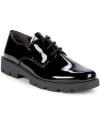 The Flexx - People Mover Patent Leather Derbys - Lyst