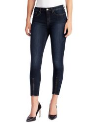William Rast - Perfect Ankle Skinny Jeans - Lyst