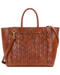 Patricia Nash - Feather Leaves Mariola Tote Bag - Lyst