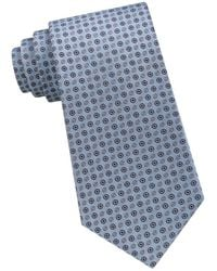 CALVIN KLEIN 205W39NYC - Embroidered Silk Tie - Lyst