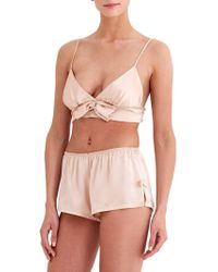 Rya Collection - Bow Front Bralette - Lyst
