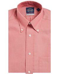 Eagle - Big Fit Cotton Dress Shirt - Lyst