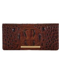 Brahmin Melbourne Ady Leather Wallet - Brown