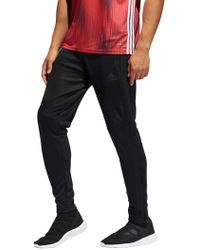 adidas Synthetic Climacool Woven Pants in Black for Men Lyst