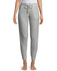 Roudelain - Side-stripe Drawstring Sweatpants - Lyst