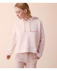 Lou & Grey | Maison Labiche Crazy In Love Sweatshirt | Lyst