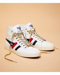 LOFT Gola X Lou & Gray Women's Coaster High Sneakers - Multicolor