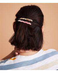 Lou & Grey Machete Wavy Hair Clip Set - Black