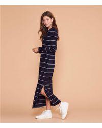 3d059d4d014f Lou   Grey - Striped Cozy Jersey Maxi Dress - Lyst