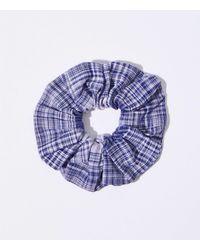 Lou & Grey Scrunchie - Blue