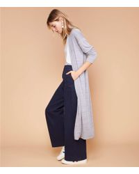 Lou & Grey - Softened Jersey Duster - Lyst
