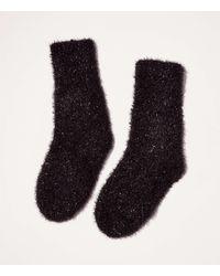 Lou & Grey Frosty Socks - Black
