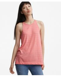 Lou & Grey | Striped Softserve Cotton Bare Tank | Lyst