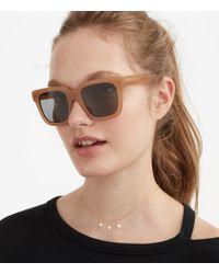 Lou & Grey Carla Color Jarvus Sunglasses - Natural