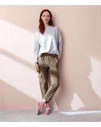 Lou & Grey - Fluid Cargo Pants - Lyst