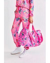 LoveShackFancy X Beach Riot Duffle Bag - Pink