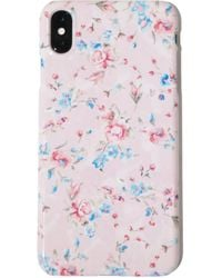 LoveShackFancy X Minnie And Emma Iphone Xs Max Case - Multicolor
