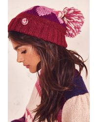 LoveShackFancy Leili Hat - Multicolor