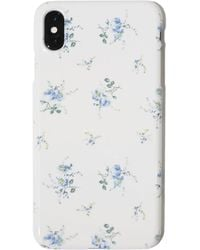 LoveShackFancy X Minnie And Emma Iphone 11 Pro Case - White