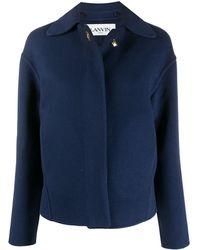Lanvin Jacket - Blue