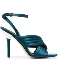 Michael Kors Sandals - Blue