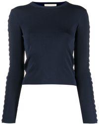 Michael Kors Viscose Sweater - Blue
