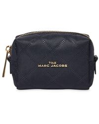 Marc Jacobs Small Beauty Pouch - Blue