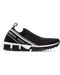 Dolce & Gabbana Sneakers - Black