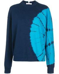 Proenza Schouler Sweatshirt - Blue