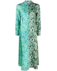 813 Ottotredici Dress - Blue