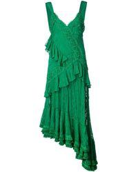 Alexis Bozoma Dress - Green