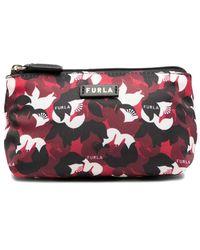 Furla Beauty Case - Red