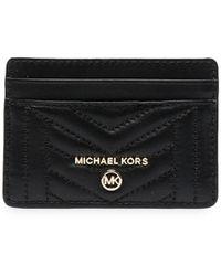 Michael Kors Portacarte - Black