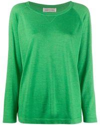 Lamberto Losani Sweater - Green