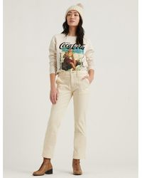 Lucky Brand Utility Straight - Natural