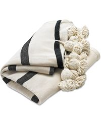 Lucky Brand - Moroccan Pom Throw - Lyst