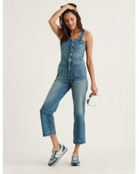 Lucky Brand - Femme Utility Jumpsuit - Lyst
