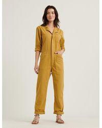 Lucky Brand Surplus Jumpsuit - Yellow