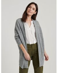 Lucky Brand - Cocoon Cardigan - Lyst