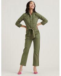 Lucky Brand Surplus Jumpsuit - Green