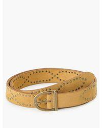 Lucky Brand Studded Belt - Multicolor