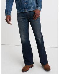 Lucky Brand 367 Vintage Boot Jean - Black
