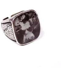 Lulu Frost - George Frost Usn Ring - White Bronze - Lyst